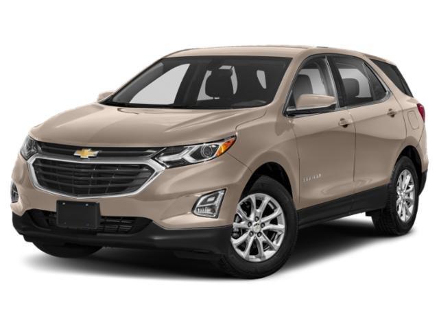 2018 Chevrolet Equinox LT AWD 4dr LT w/1LT Turbocharged Gas I4 1.5L/ [1]