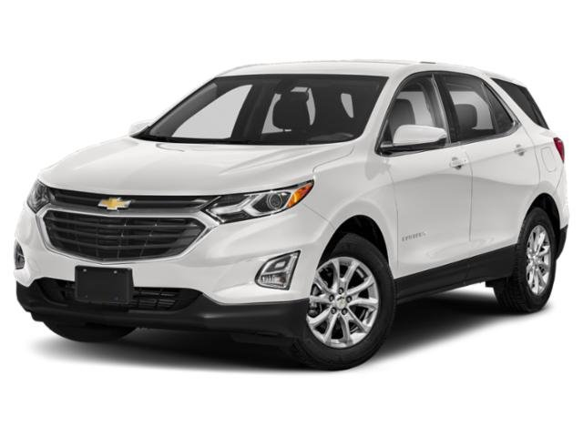 2018 Chevrolet Equinox LT FWD 4dr LT w/1LT Turbocharged Gas I4 1.5L/ [0]