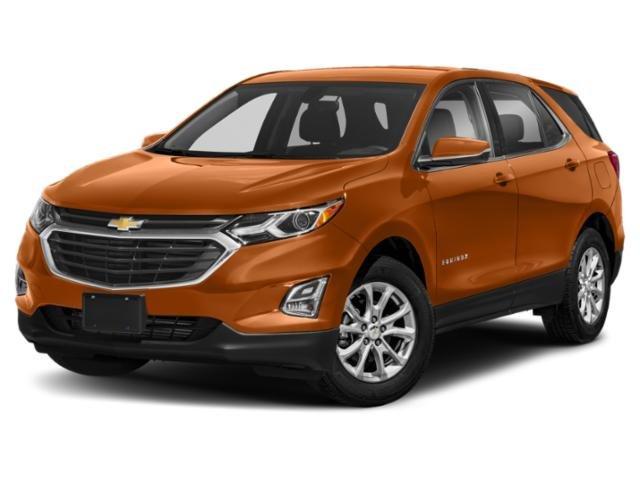 2018 Chevrolet Equinox LT FWD 4dr LT w/1LT Turbocharged Gas I4 1.5L/ [0]