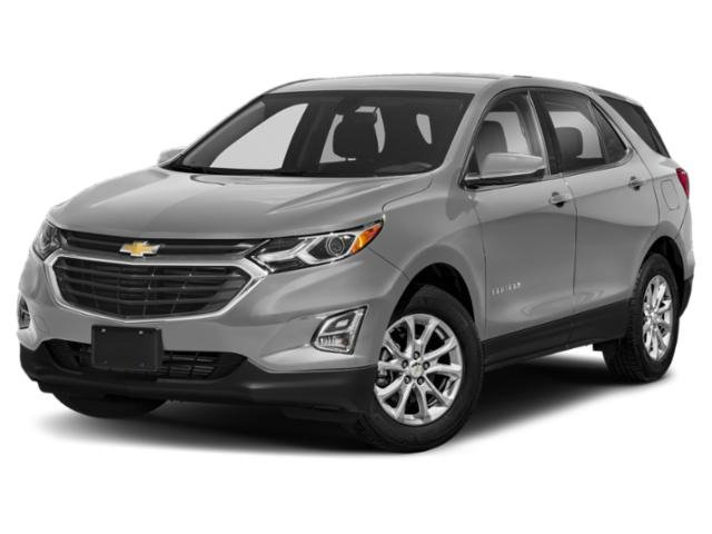 2018 Chevrolet Equinox LT FWD 4dr LT w/2LT Turbocharged Gas I4 2.0L/ [1]