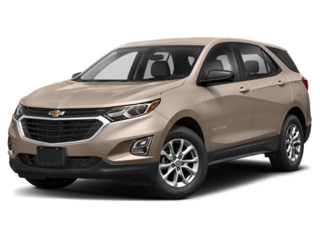 2018 Chevrolet Equinox LS FWD 4dr LS w/1LS Turbocharged Gas I4 1.5L/ [2]