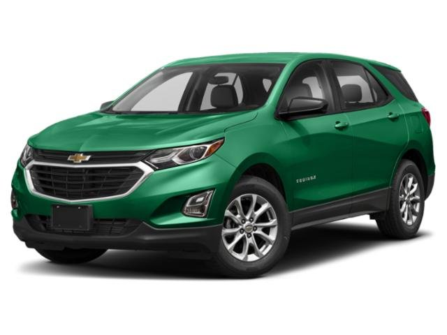 2018 Chevrolet Equinox LS AWD 4dr LS w/1LS Turbocharged Gas I4 1.5L/ [12]