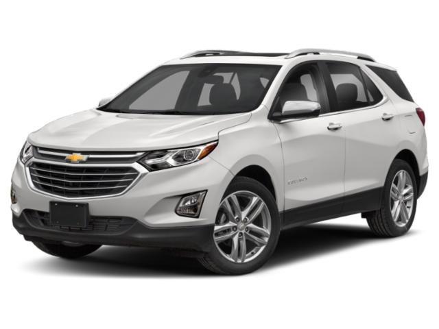 2018 Chevrolet Equinox Premier FWD 4dr Premier w/2LZ Turbocharged Gas I4 2.0L/ [4]