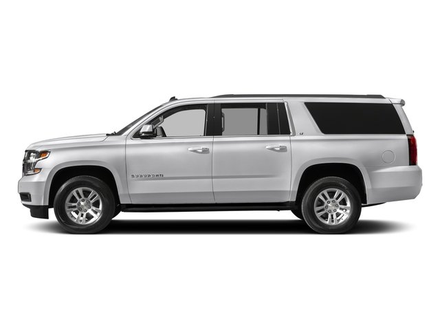 2018 Chevrolet Suburban LT Summit White