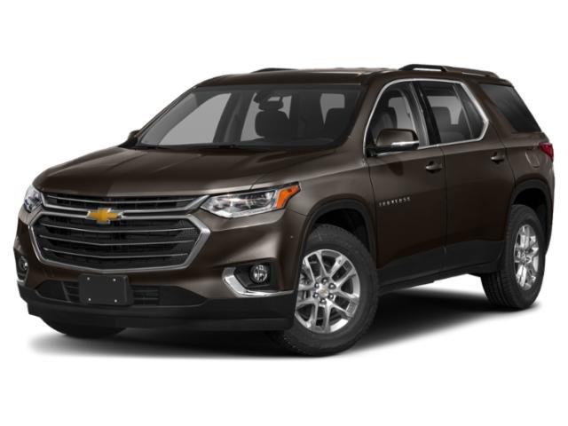 2018 Chevrolet Traverse LT Cloth AWD 4dr LT Cloth w/1LT Gas V6 3.6L/ [3]
