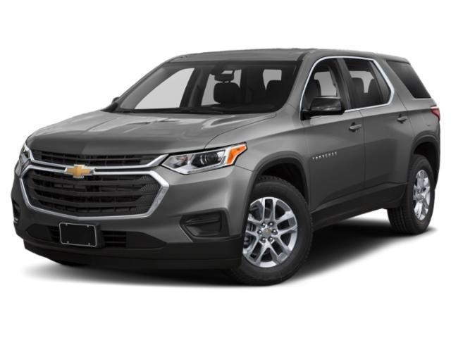 2018 Chevrolet Traverse LS FWD 4dr LS w/1LS Gas V6 3.6L/ [4]