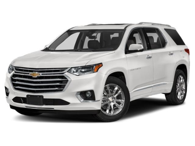 2018 Chevrolet Traverse Premier AWD 4dr Premier w/1LZ Gas V6 3.6L/ [2]