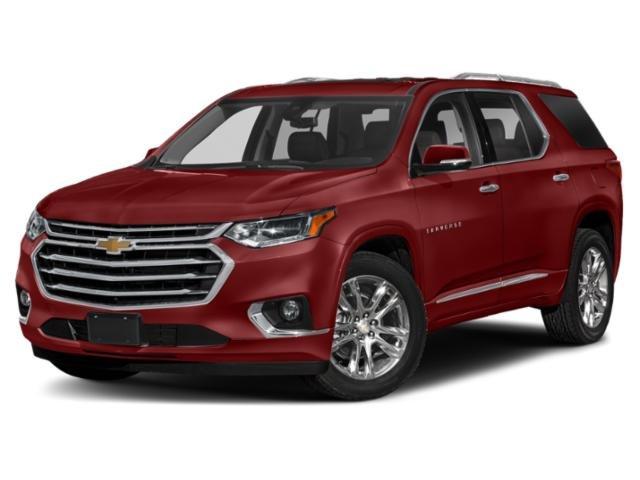 2018 Chevrolet Traverse Premier FWD 4dr Premier w/1LZ Gas V6 3.6L/ [5]