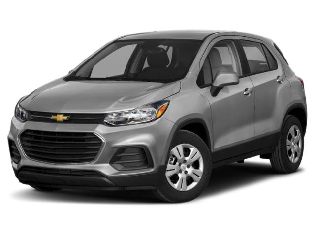2018 Chevrolet Trax LS AWD 4dr LS Turbocharged Gas 4-Cyl 1.4L/83 [4]