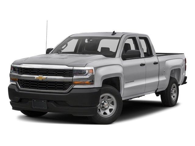"""2018 Chevrolet Silverado 1500 Work Truck 2WD Double Cab 143.5"""" Work Truck Gas/Ethanol V6 4.3L/262 [1]"""
