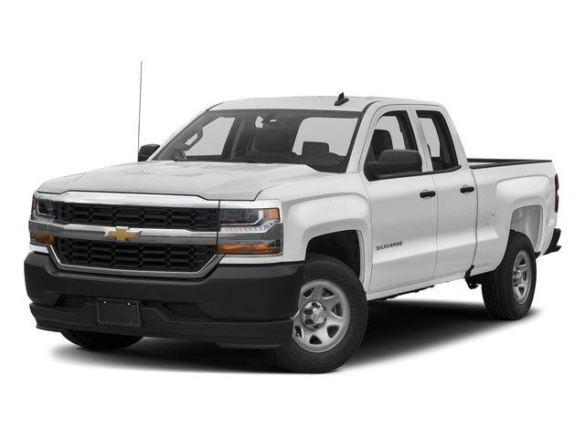 """2018 Chevrolet Silverado 1500 Work Truck 4WD Double Cab 143.5"""" Work Truck Gas/Ethanol V6 4.3L/262 [2]"""