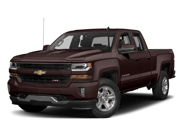 "2018 Chevrolet Silverado 1500 LT 4WD Double Cab 143.5"" LT w/1LT Gas V8 5.3L/325 [2]"