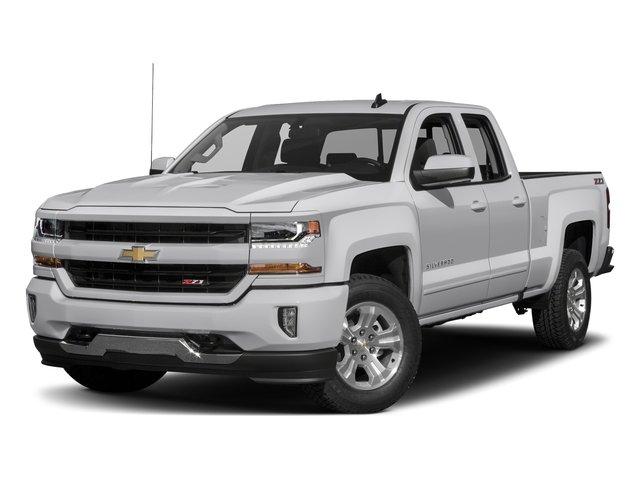 """2018 Chevrolet Silverado 1500 LT 4WD Double Cab 143.5"""" LT w/1LT Gas/Ethanol V6 4.3L/262 [2]"""