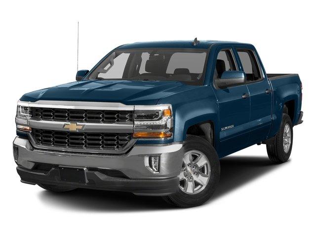 """2018 Chevrolet Silverado 1500 LT 2WD Crew Cab 143.5"""" LT w/1LT Gas V8 5.3L/325 [1]"""