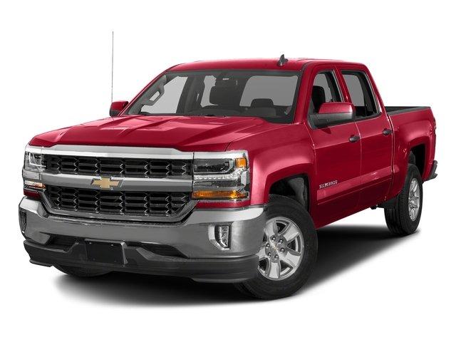 """2018 Chevrolet Silverado 1500 LT 4WD Crew Cab 143.5"""" LT w/2LT Gas V8 5.3L/325 [4]"""