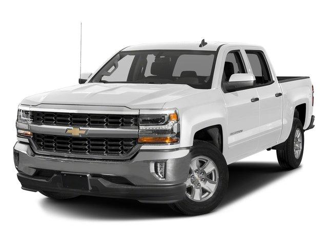 """2018 Chevrolet Silverado 1500 LT 2WD Crew Cab 153.0"""" LT w/1LT Gas V8 5.3L/325 [4]"""