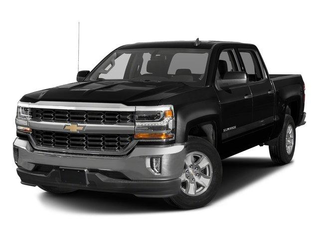 """2018 Chevrolet Silverado 1500 LT 4WD Crew Cab 143.5"""" LT w/2LT Gas/Ethanol V8 5.3L/325 [4]"""
