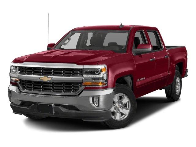 """2018 Chevrolet Silverado 1500 LT 2WD Crew Cab 143.5"""" LT w/1LT Gas V8 5.3L/325 [5]"""