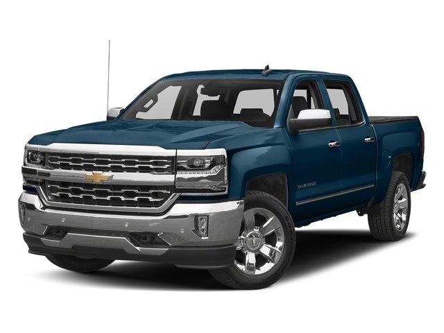 "2018 Chevrolet Silverado 1500 LTZ 4WD Crew Cab 143.5"" LTZ w/2LZ Gas V8 5.3L/325 [6]"