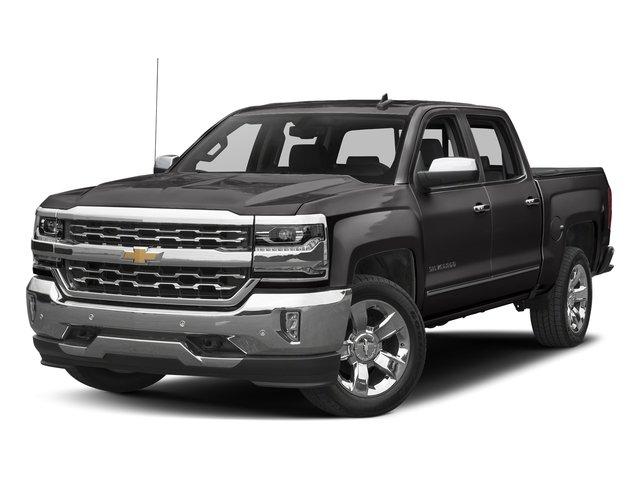 "2018 Chevrolet Silverado 1500 LTZ 2WD Crew Cab 143.5"" LTZ w/1LZ Gas V8 6.2L/376 [3]"
