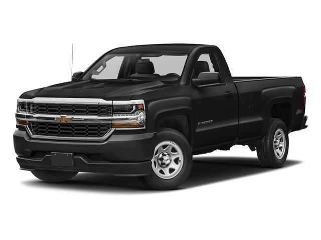 """2018 Chevrolet Silverado 1500 Work Truck 2WD Reg Cab 119.0"""" Work Truck Gas/Ethanol V6 4.3L/262 [1]"""