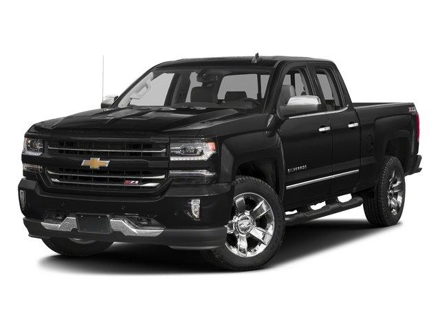 "2018 Chevrolet Silverado 1500 LTZ 4WD Double Cab 143.5"" LTZ w/2LZ Gas V8 5.3L/325 [32]"
