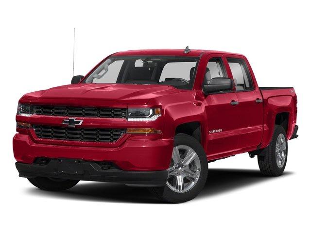 2018 Chevrolet Silverado 1500 Custom 2WD Crew Cab 143.5″ Custom Gas V8 5.3L/325 [19]