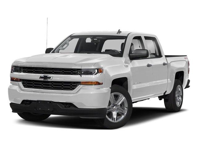 """2018 Chevrolet Silverado 1500 Custom 2WD Crew Cab 143.5"""" Custom Gas/Ethanol V6 4.3L/262 [12]"""