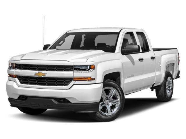 "2018 Chevrolet Silverado 1500 Custom 2WD Double Cab 143.5"" Custom Gas V8 5.3L/325 [1]"