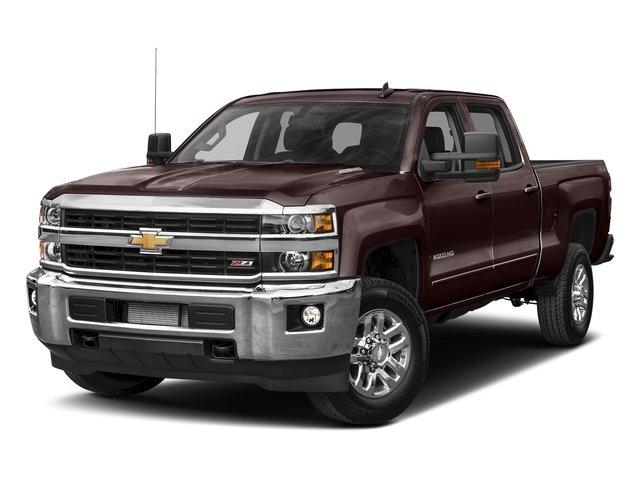 """2018 Chevrolet Silverado 2500HD LT 4WD Crew Cab 167.7"""" LT Gas/Ethanol V8 6.0L/366 [15]"""