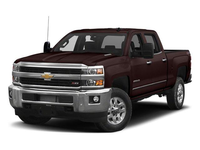 "2018 Chevrolet Silverado 2500HD High Country 4WD Crew Cab 153.7"" High Country Turbocharged Diesel V8 6.6L/403 [19]"