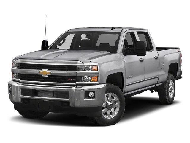 """2018 Chevrolet Silverado 2500HD LTZ 4WD Crew Cab 153.7"""" LTZ Turbocharged Diesel V8 6.6L/403 [1]"""