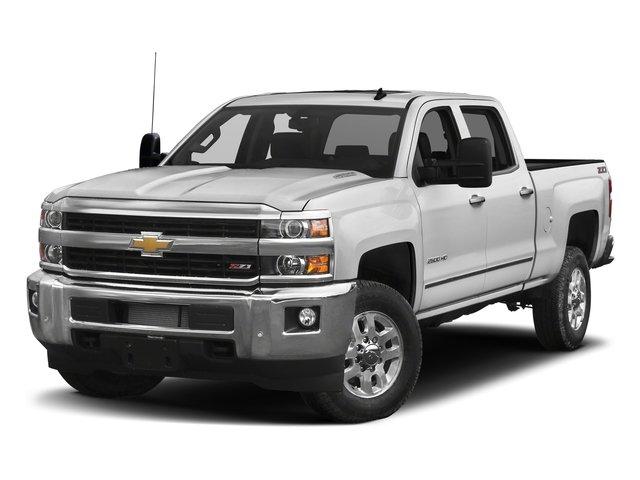 """2018 Chevrolet Silverado 2500HD LTZ 4WD Crew Cab 153.7"""" LTZ Turbocharged Diesel V8 6.6L/403 [2]"""