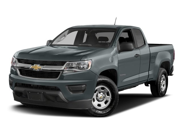 """2018 Chevrolet Colorado 2WD Work Truck 2WD Ext Cab 128.3"""" Work Truck Gas I4 2.5L/150 [6]"""