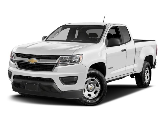 """2018 Chevrolet Colorado 2WD Work Truck 2WD Ext Cab 128.3"""" Work Truck Gas I4 2.5L/150 [4]"""