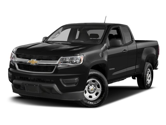 """2018 Chevrolet Colorado 2WD Work Truck 2WD Ext Cab 128.3"""" Work Truck Gas I4 2.5L/150 [18]"""