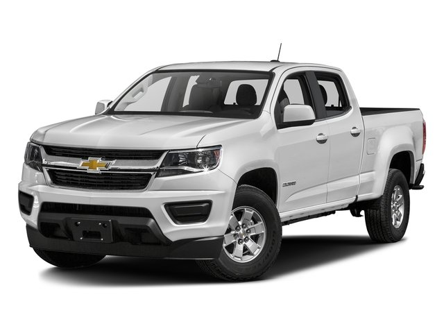 2018 Chevrolet Colorado 2WD Work Truck 2WD Crew Cab 128.3″ Work Truck Gas V6 3.6L/ [9]