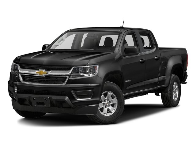 "2018 Chevrolet Colorado 2WD Work Truck 2WD Crew Cab 128.3"" Work Truck Gas I4 2.5L/150 [9]"