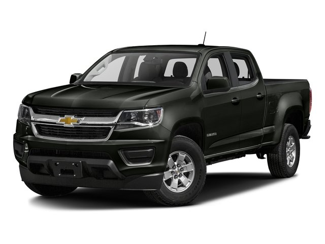 "2018 Chevrolet Colorado 2WD Work Truck 2WD Crew Cab 128.3"" Work Truck Gas I4 2.5L/150 [11]"