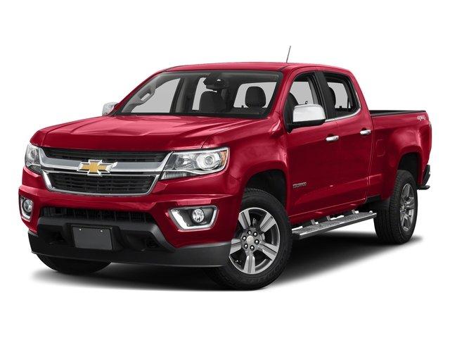"2018 Chevrolet Colorado 4WD LT 4WD Crew Cab 128.3"" LT Gas V6 3.6L/ [16]"