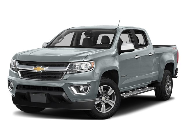 2018 Chevrolet Colorado 4WD LT 4WD Crew Cab 140.5″ LT Gas V6 3.6L/ [2]