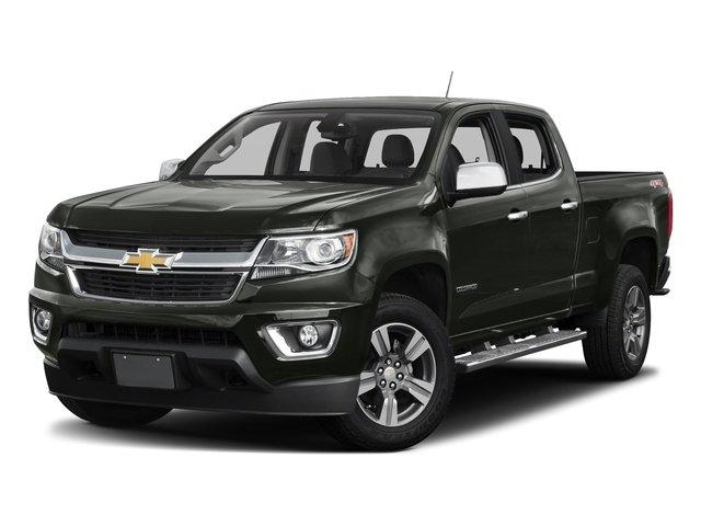 "2018 Chevrolet Colorado 4WD LT 4WD Crew Cab 140.5"" LT Gas V6 3.6L/ [1]"