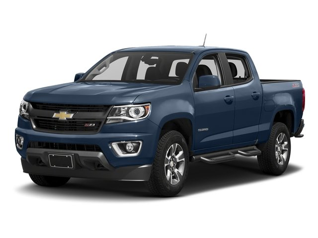 "2018 CHEVROLET COLORADO 4WD Z71 4WD Crew Cab 140.5"" Z71 Gas V6 3.6L/ [19]"