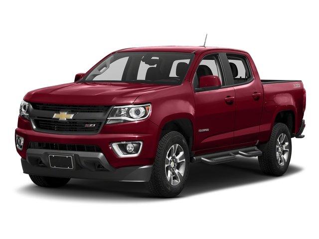 "2018 Chevrolet Colorado 4WD Z71 4WD Crew Cab 140.5"" Z71 Gas V6 3.6L/ [17]"