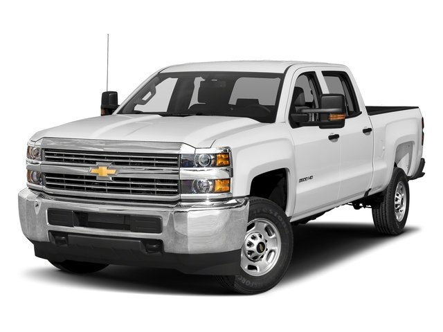 2018 Chevrolet Silverado 2500HD Work Truck 4WD Crew Cab 167.7″ Work Truck Turbocharged Diesel V8 6.6L/403 [4]