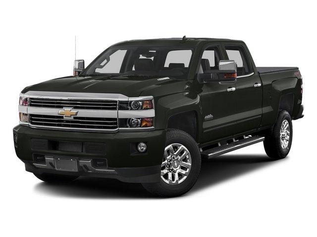 "2018 Chevrolet Silverado 3500HD High Country 4WD Crew Cab 167.7"" High Country Turbocharged Diesel V8 6.6L/403 [12]"