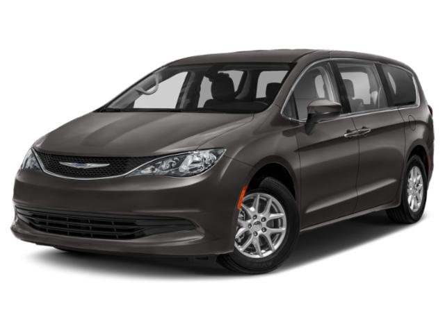 2018 Chrysler Pacifica LX LX FWD Regular Unleaded V-6 3.6 L/220 [0]
