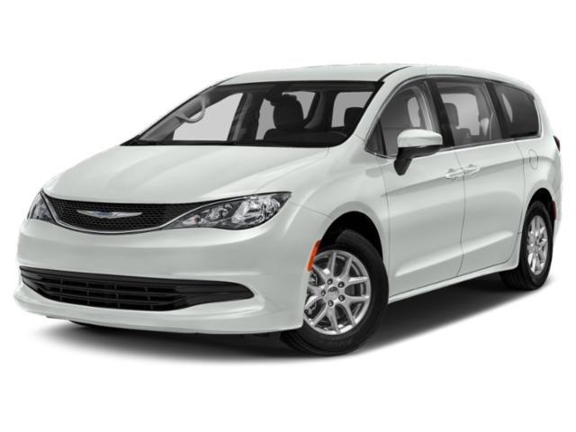 2018 Chrysler Pacifica LX LX FWD Regular Unleaded V-6 3.6 L/220 [1]