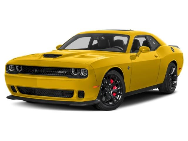2018 Dodge Challenger SRT Hellcat Widebody SRT Hellcat Widebody RWD Intercooled Supercharger Premium Unleaded V-8 6.2 L/376 [9]