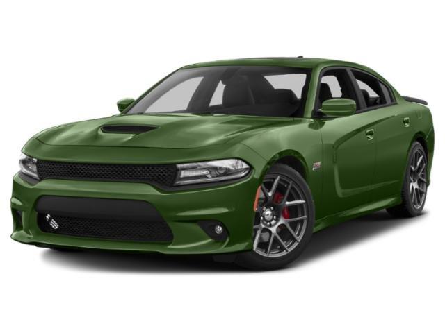 2018 Dodge Charger R/T Scat Pack R/T Scat Pack RWD Premium Unleaded V-8 6.4 L/392 [18]